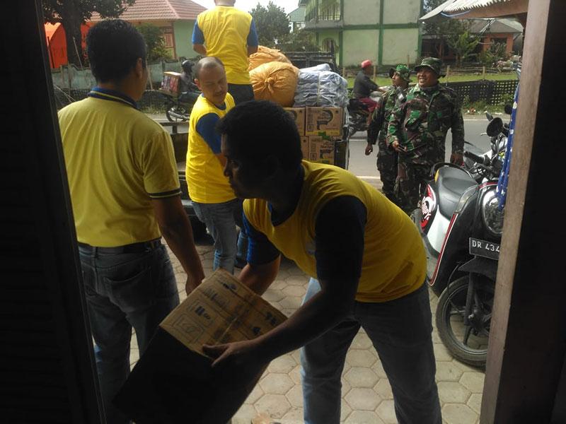 Donasi Gempa Lombok